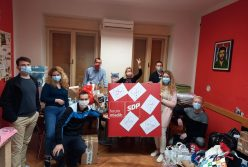 Humanitarna akcija za Glinu, Petrinju i Sisak